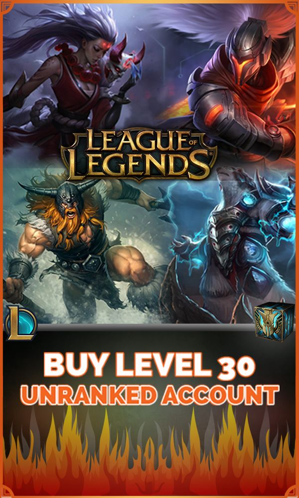 League of Legends Account EUW LOL Smurf 80.000 - 89.000 BE ...