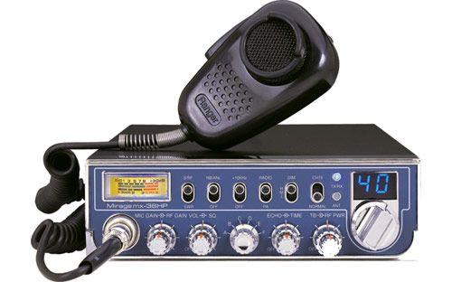 ARIES 10822 SINGLE 4` FOOT 500 WATT CB RADIO ANTENNA KIT W// MIRROR MOUNT AND COA